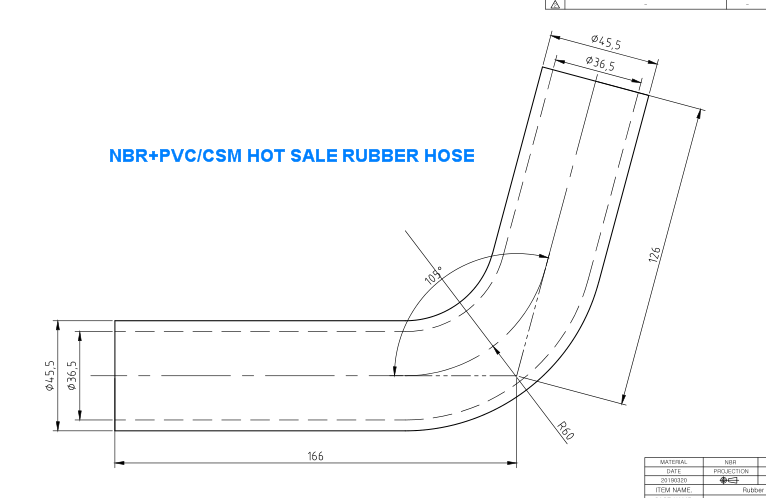 FUSTE STOCK HOSE HOT SALE FOR MOTORCYCLE